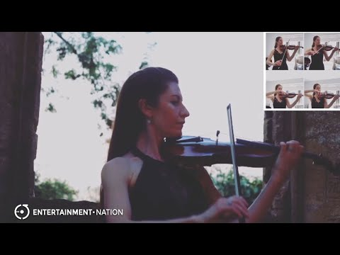 Julia Violinista - A Thousand Years