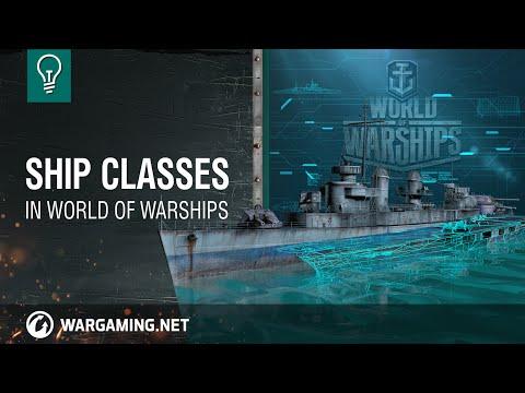 Warship Classes [NA]