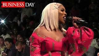 HLFDW 2017 Tiwa Savage Performs LIVE