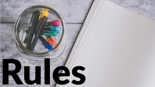 Obey these 4 Rules for Reality Creation (Law of Attraction)