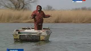 Постановление о запрете ловли рыбы в ростовской области