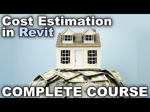 Cost Estimation in Revit Complete Course - YouTube