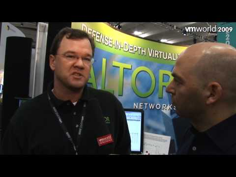 VMworld 2009 - VMsafe Status Update From Check Point, Trend Micro And Altor Networks