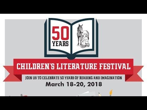 50th Anniversary UCM Children's Literature Festival