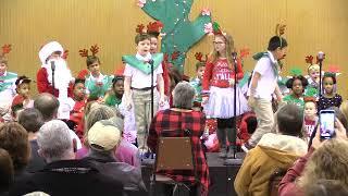 Bovina Elementary 1st & 2nd Grades The Reindeer Whisperer - Christmas Eve Eve