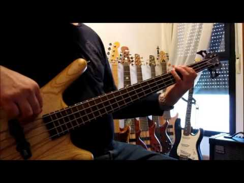 The Police - On Any Other Day Bass Cover