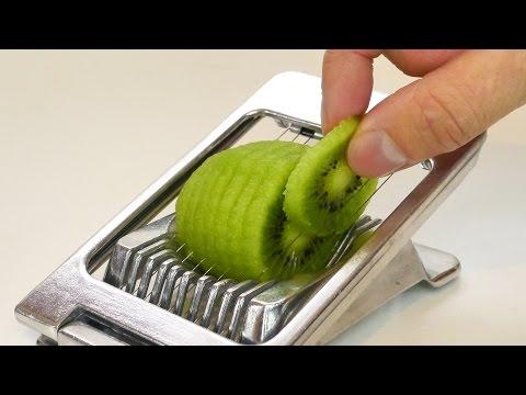 Cool Uses For an Egg Slicer
