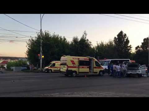 Смертельная авария в Пензе