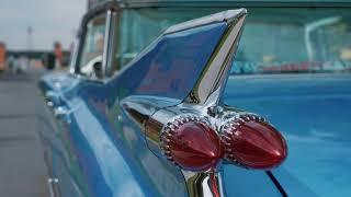 Cadillac De Ville Flat Top 1959