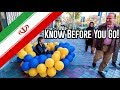 20 Things to Know before coming to Iran Iran 2019