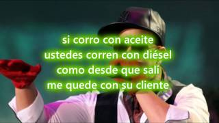 Mil Problemas - Daddy Yankee [King Daddy Edition] (Lyric)