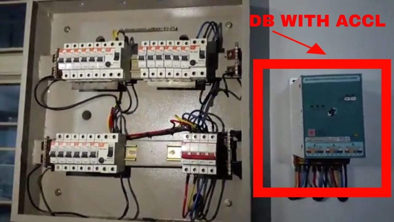 Wiring Generator Into House Panel