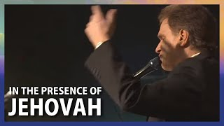 In The Presence Of Jehovah // Terry MacAlmon // Glory Night Dordrecht