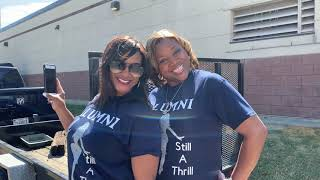 Alumni Prancing J-Settes   Homecoming 2018-2019   Get Ready & Ramp