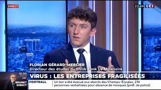 Florian Gérard-Mercier - LCI - 23 Aout 2020