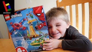 THE PERFECT LEGO SET FOR CLARK!
