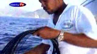 preview picture of video 'Whale Watching on your Dominica travel.'