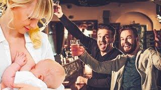 Breastfeeding Bar Mom Gets Busted