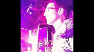 Tony DeAugustine Drumming When I Looked At Him Expose`