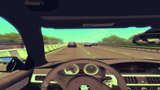 preview picture of video '3D Инструктор 2.2.9 | City Car Driving | G27 | BMW M5 | montage 3 | by GrayN'