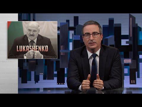 Lukašenko - Last Week Tonight