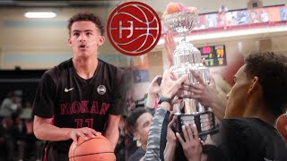 Trae Young is the Next STEPH CURRY? Official EYBL MIXTAPE