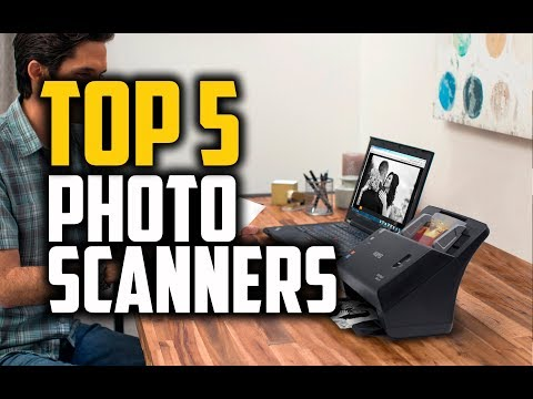 Best Photo Scanners in 2018 - Which Is The Best Photo Scanner?
