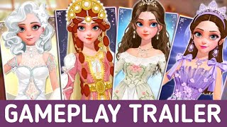 Picture of a game: Dress Up! Time Princess
