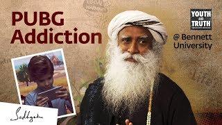 Is Playing PUBG Bad For You? Sadhguru on PUBG Addiction