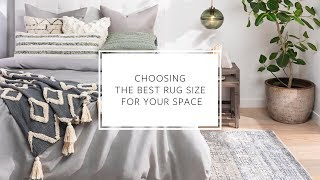 Choosing the Best Rug For Your Space - Bedroom