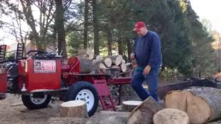 Log Splitter Lift Arm