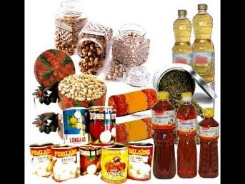 , title : 'Exporting Food To USA From Nigeria - PART 5