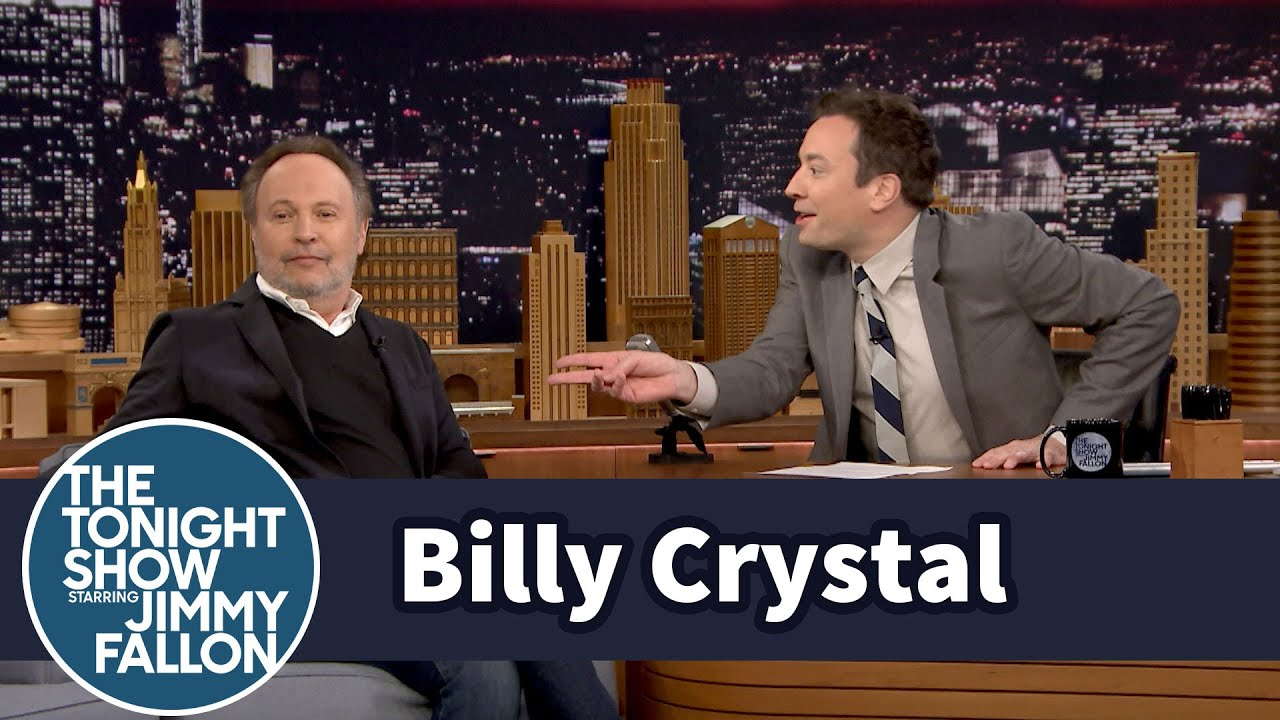 Billy Crystal Directs Jimmy in a Faux Cologne Commercial thumbnail