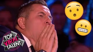 """Top 3 """"GOING WRONG ACTS"""" On Got Talent World 2018"""