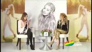 """Thalia presenta """"Amore Mio"""" en """"Los 40 Principales"""" (Mexico)"""