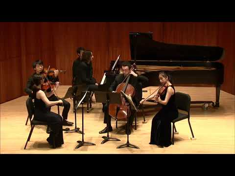 Brahms Piano Quintet 2nd mvt