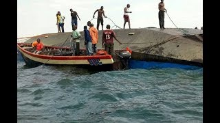 At least 126 dead in Lake Victoria ferry disaster