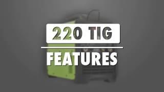 220 TIG Welder