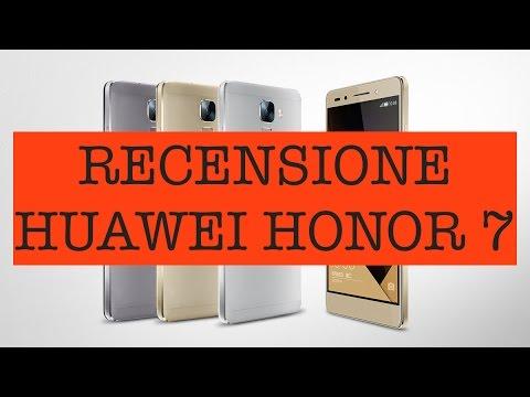 Huawei Honor 7 Black: Recensione completa