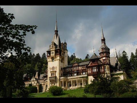Замок Пелеш в г. Синая, Румыния [Путешес