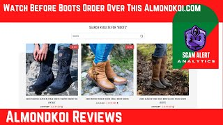 Almondkoi Reviews   Watch Before Boots Order Over This Website