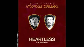 Diplo   Heartless Feat. Morgan Wallen (Audio Video)
