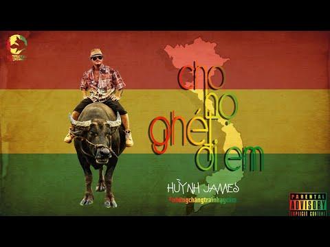 CHO HỌ GHÉT ĐI EM (OFFICIAL MV) - HUỲNH JAMES