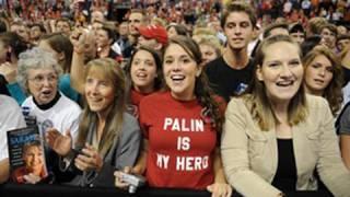 Sarah Palin Ignorance Caught On Tape! thumbnail