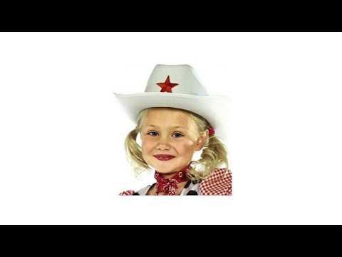 Faschingskostüme Cowgirl Kinder - Karneval kann so bunt sein