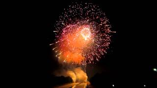 4th Of July 2012 Fireworks Grand Finale, Washington DC - National Mall - USA