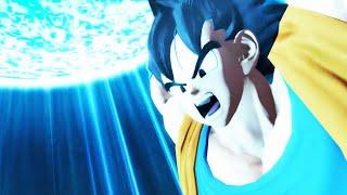 Goku Luffy & Toriko Takes Out Final Boss  JSTARS Victory Vs Longplay Movie English Subs 3/3