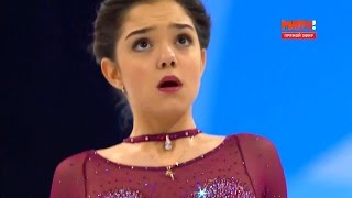 Евгения Медведева - Чемпионат мира по фигурному катанию Бостон 2016 - Короткая программа
