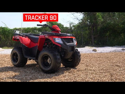 2021 Tracker Off Road 90 in Eastland, Texas - Video 1