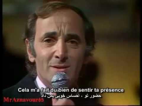 Charles Aznavour   Non je n'ai rien oubli